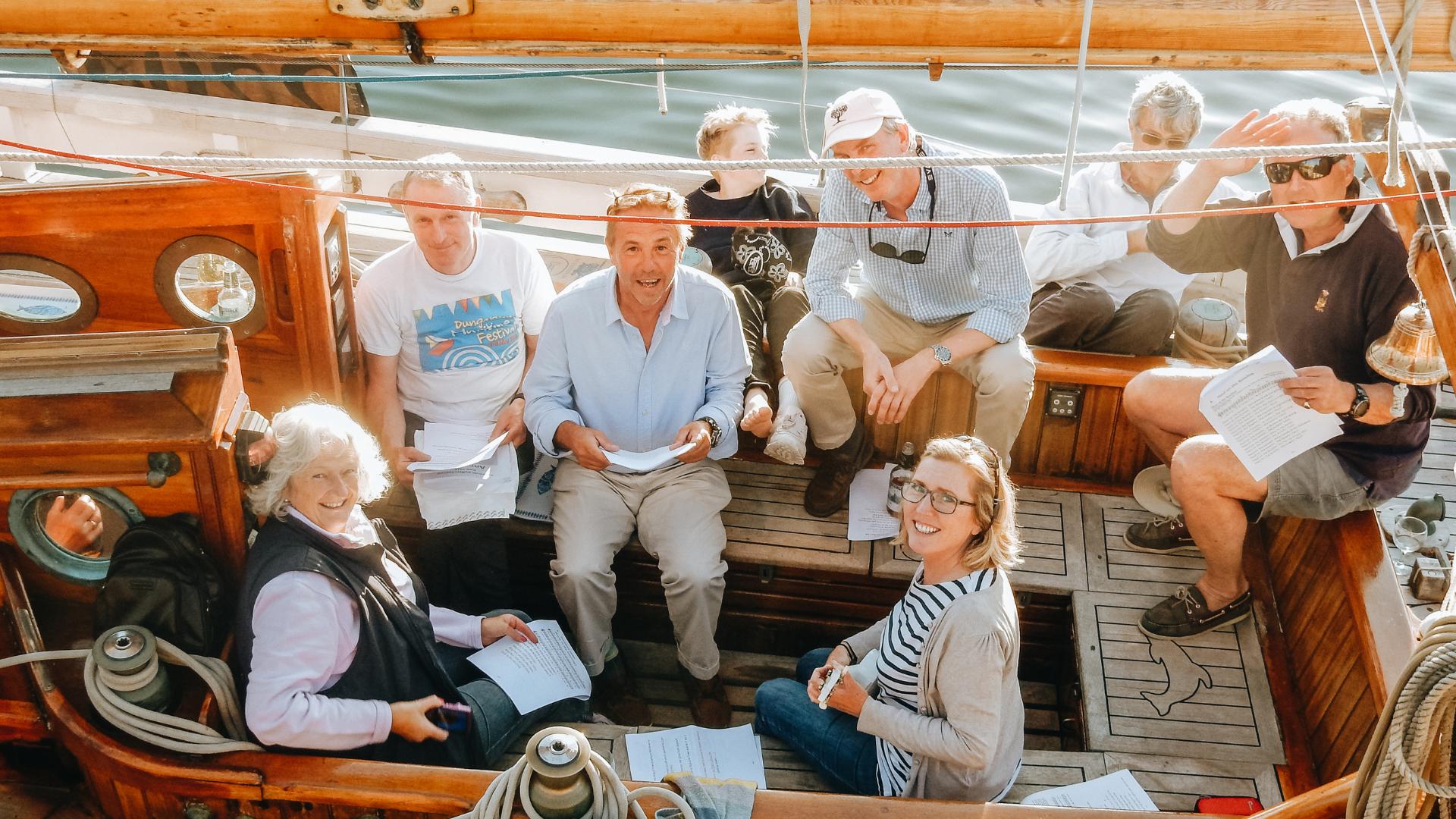 Desarrollando comunidades náuticas